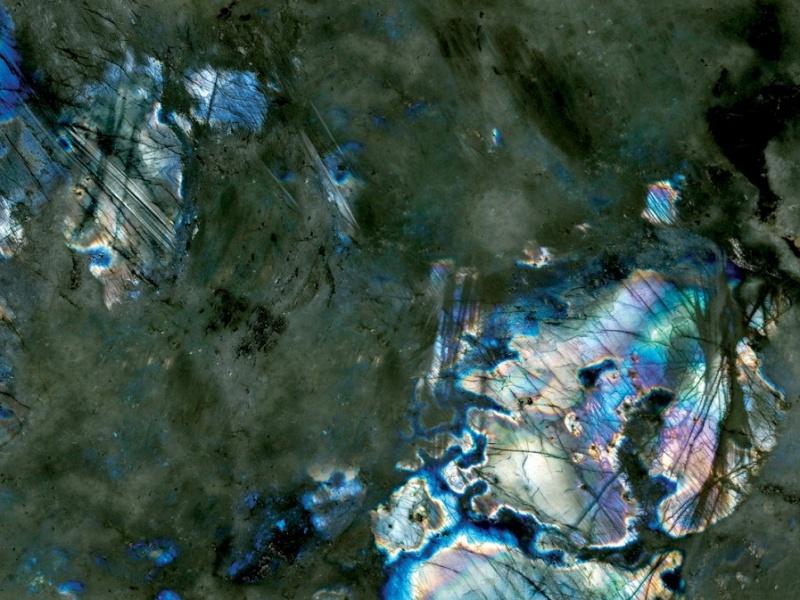 Granit Labradorite