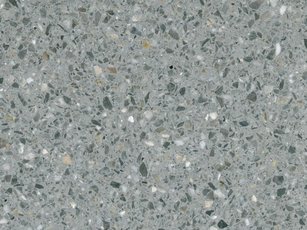 Composite Marbres Ciment Terrazzo Granito Terrazzo gris Gralo