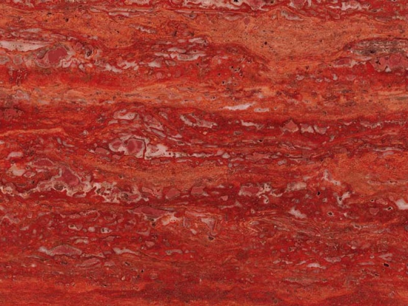 Marble Travertine Red