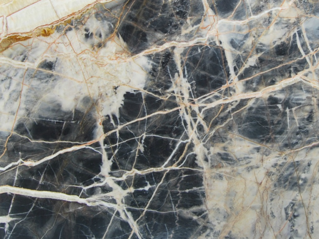 Marbre Black Jungle marble