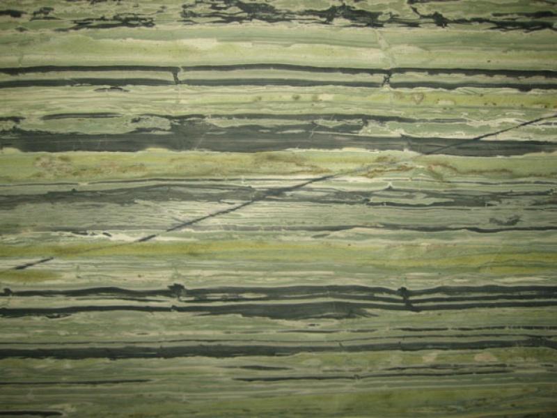 Quartzite quarzite vert bamboo