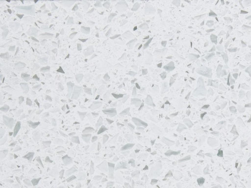 Composite Quartz Silestone White Diamond