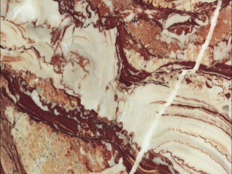 Marbre Arabescato Oribico Rosso
