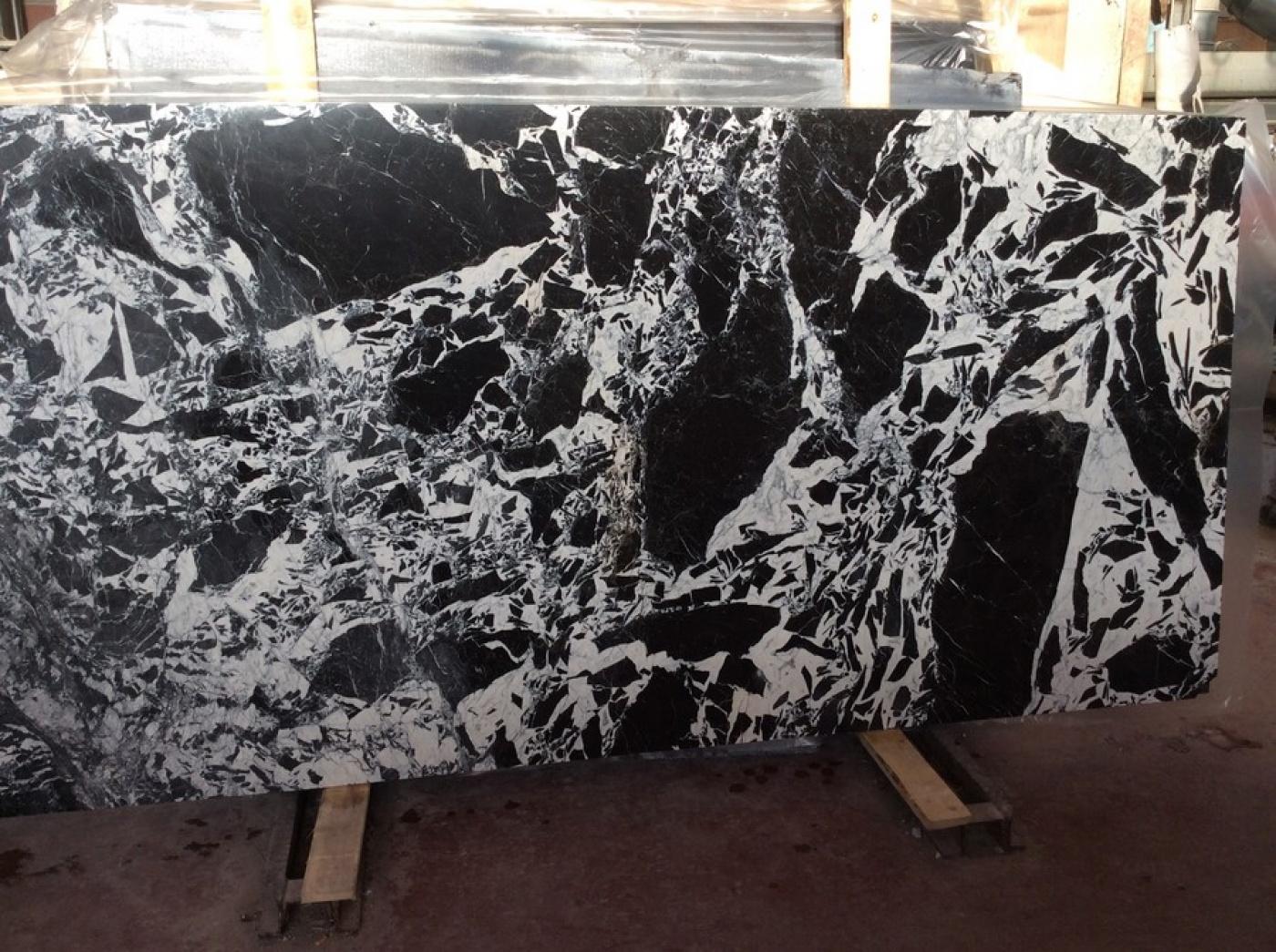 Granit Tranche de marbre Grand Antique d'Aubert