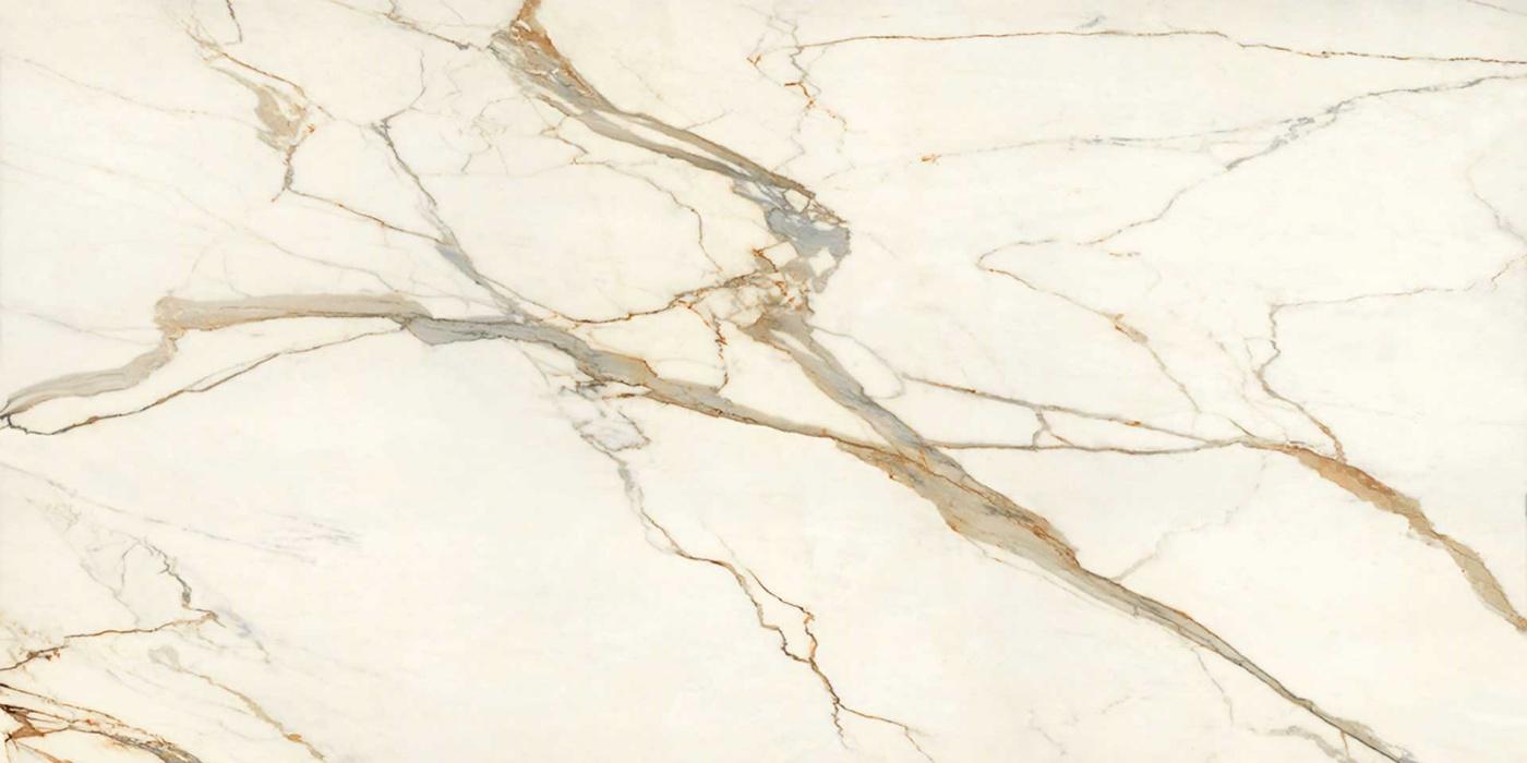 Onyx Céramique marbre blanc calacatta impériale
