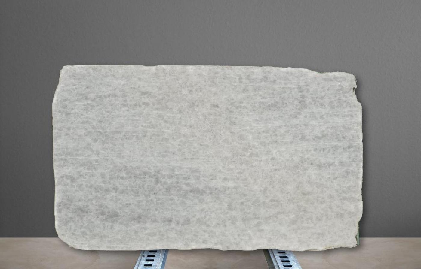 Composite Quartz tranche de marbre Calcite white Iceberg