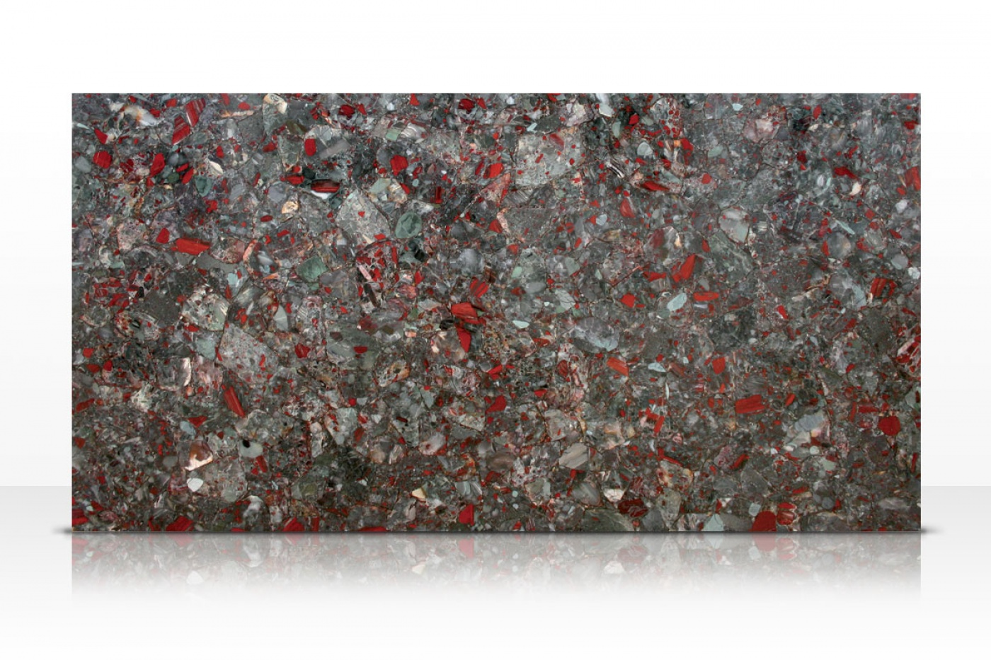 Bloodstone slab