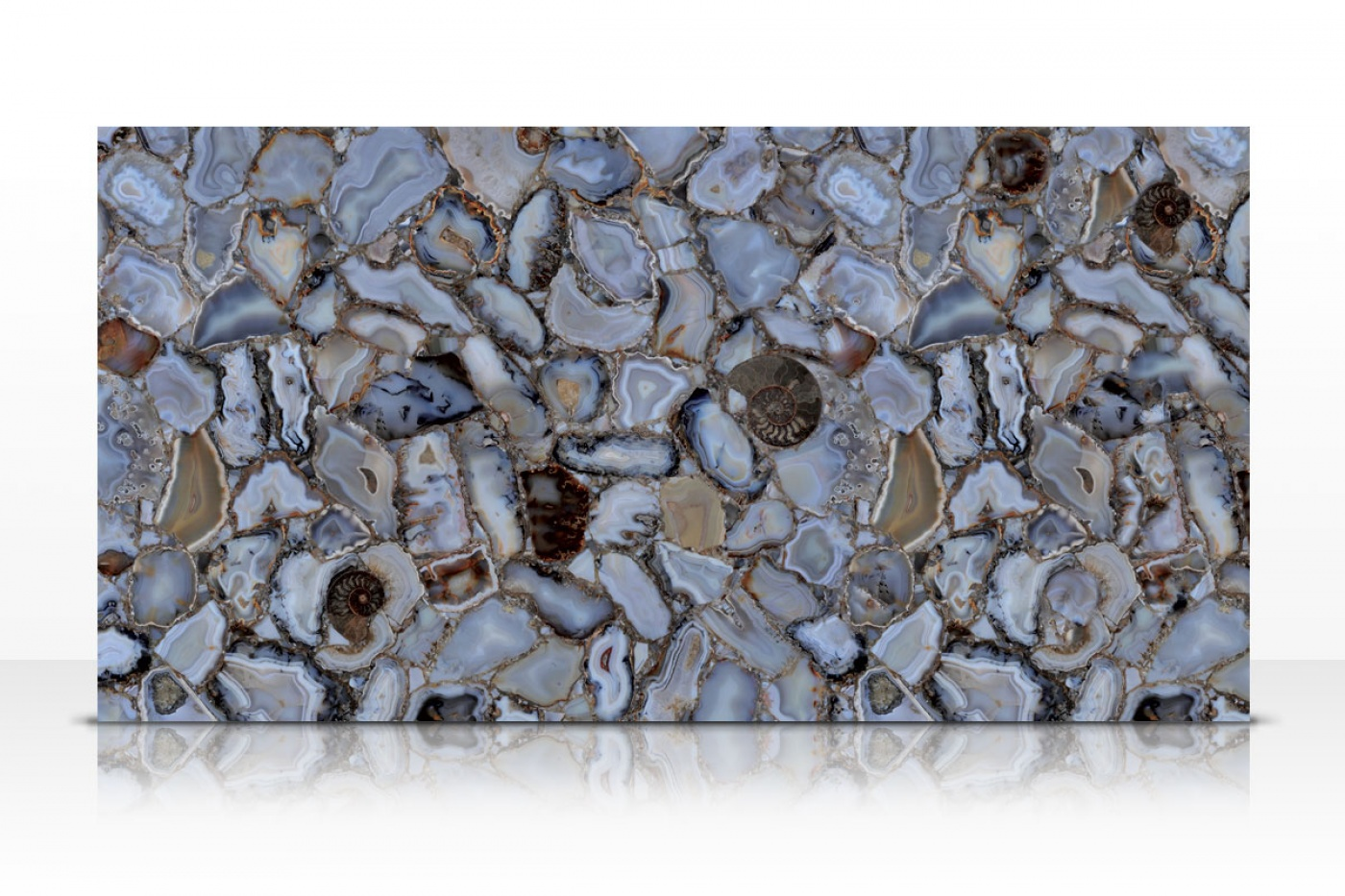 Wild Agate light slab