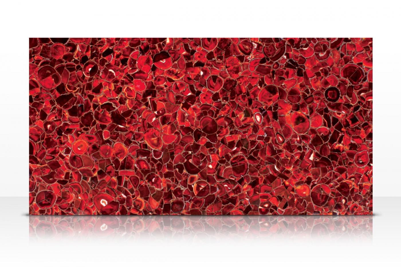 Ruby Carnelian slab