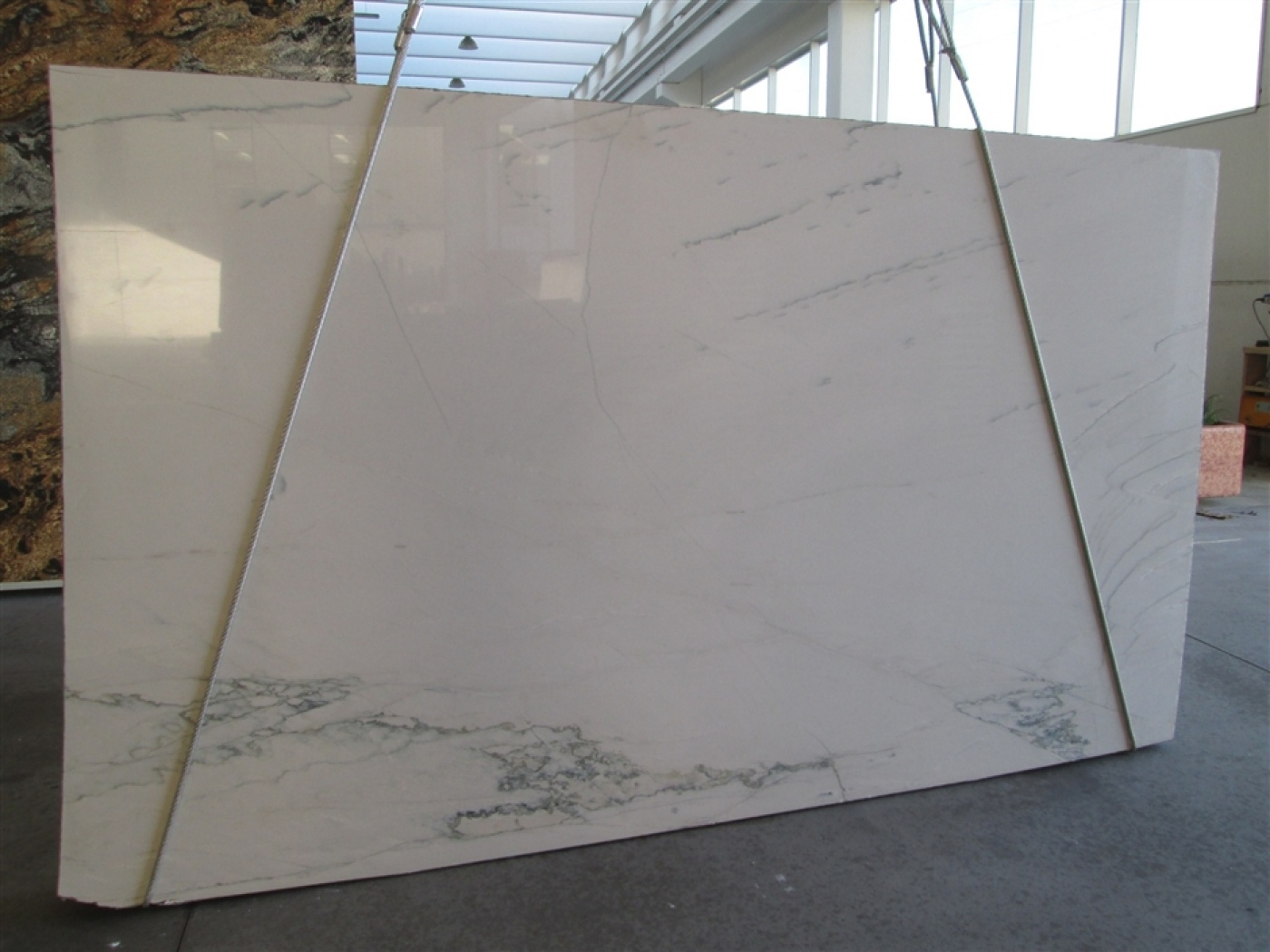 Semi-précieux White Macaubas