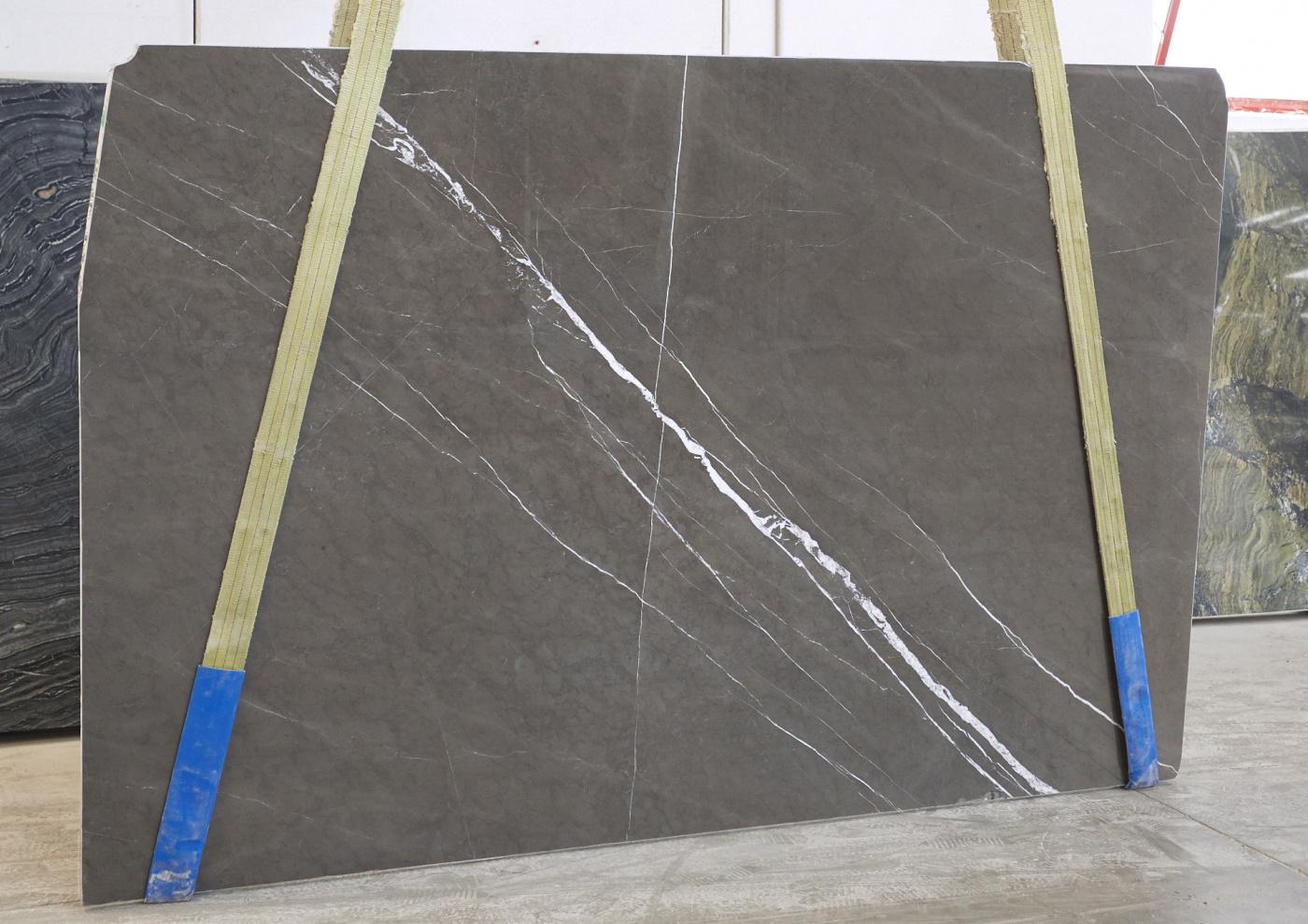 Composite Quartz Marbre Pietra Grey en tranche pour découpe sur mesures