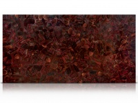 Red Tiger Iron slab