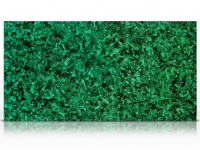 Green Malachite slab