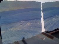 Azul Macaubas poli à livre ouvert