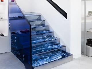 Escaliers Kenzo Barcelona Paceo de Gracia