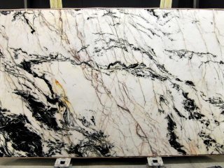 Quartzite blanche Tiffany Crystal