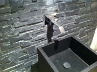 Wall cladding Slate stone wall
