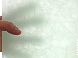 Jade transparence