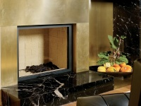 Fire Place Noir Saint Laurent