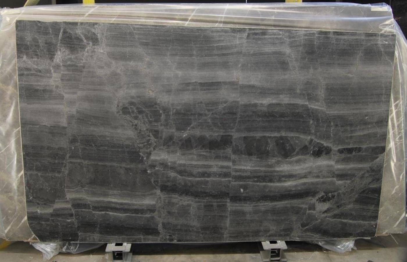 Composite Quartz tranche de marbre gris grey wood