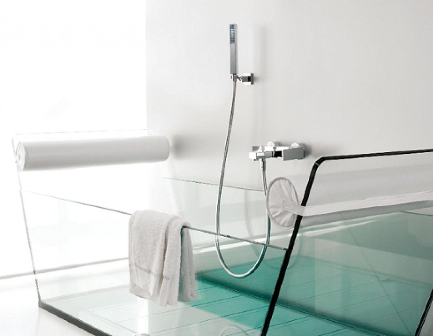 Pierre calcaire Mitigeur baignoire