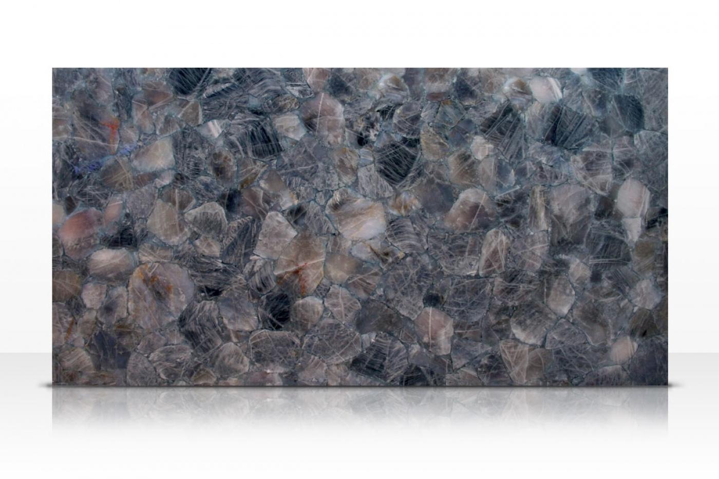 Marbre Blue Quartz slabs