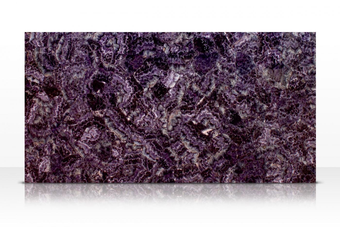 Amethyst extra slab