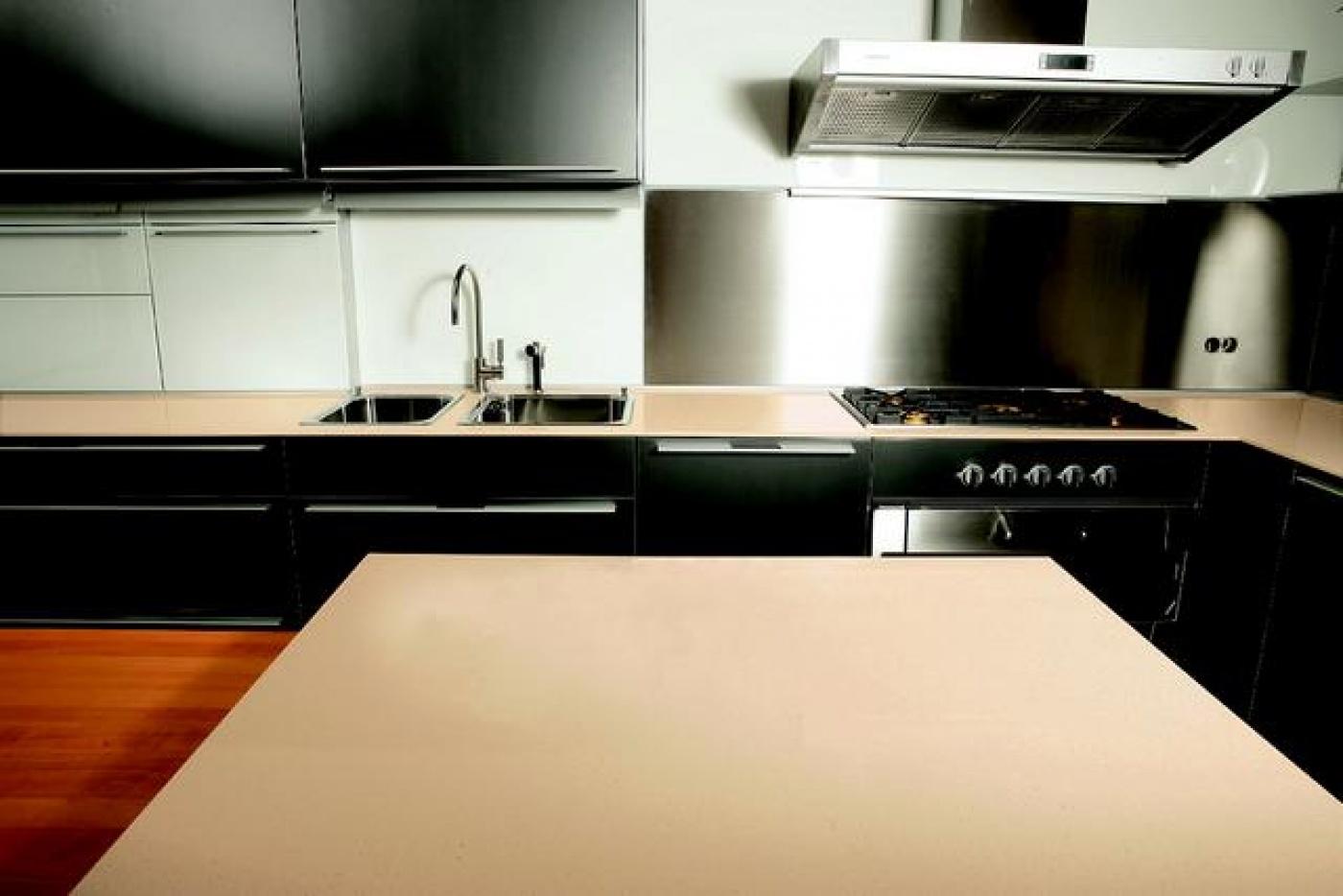 Composite Quartz plan de travail de cuisine en quartz Beige Arena