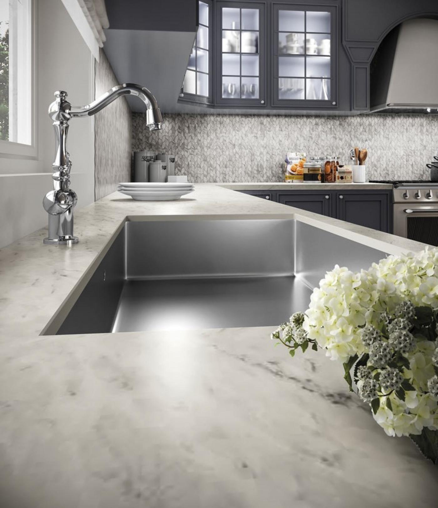 Granit Céramique marbre blanc carrare
