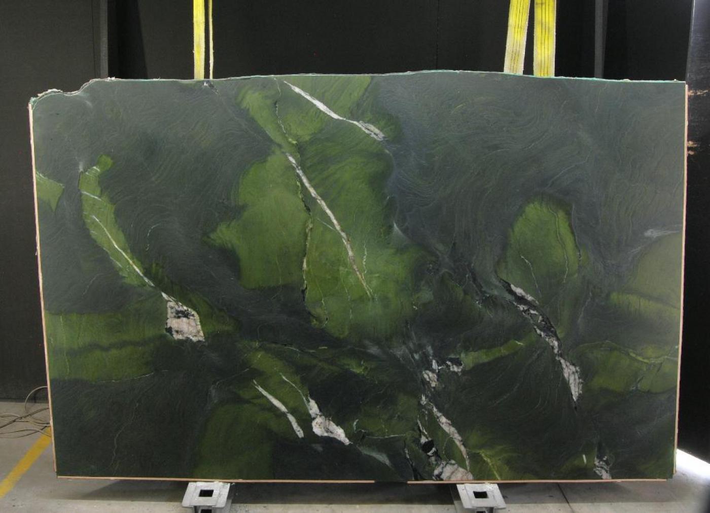 Marbre Tranche de quartzite verte Avocatus